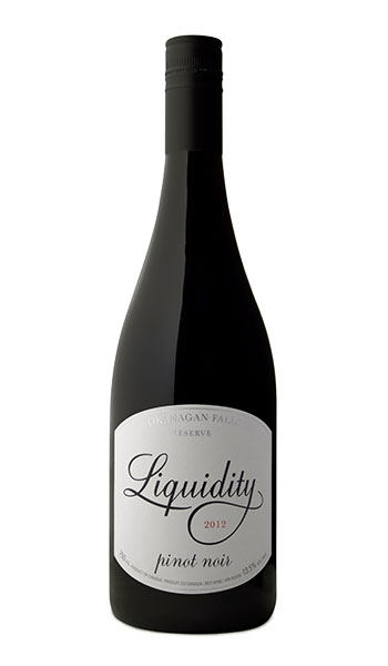 Liquidity Wines Bottle