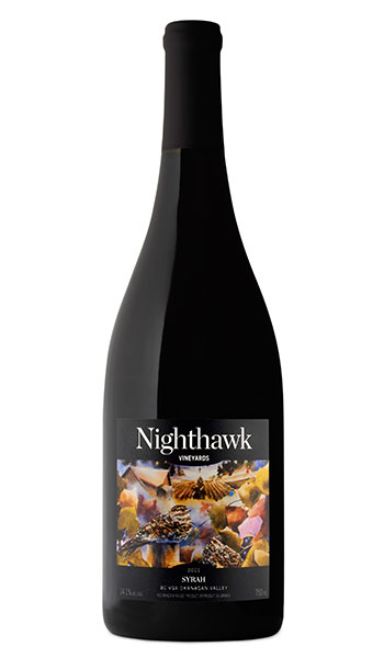 Nighthawk Vineyards Bottle