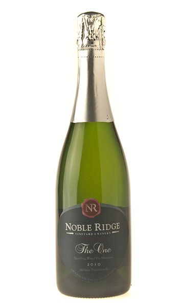 Noble Ridge Vineyards Bottle