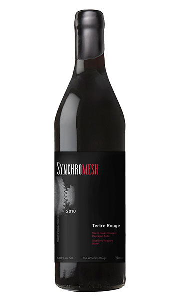 Synchromesh Wines Bottle