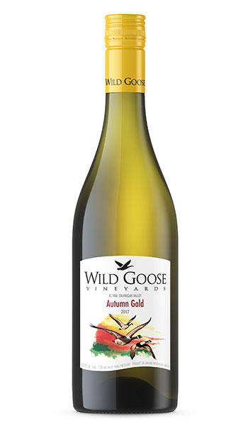 Wild Goose Winery Bottle