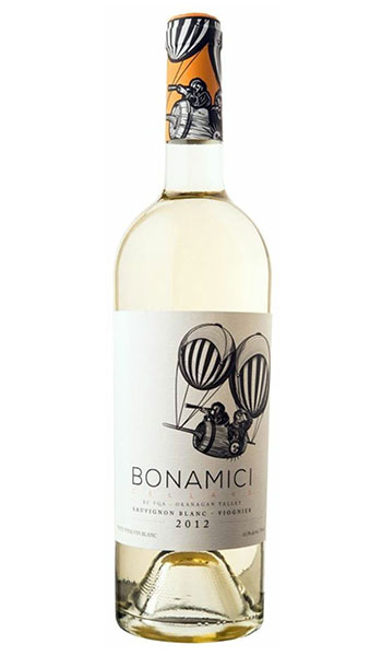 Bonamici Cellars Bottle