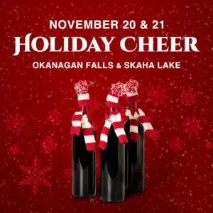 Holiday Cheer Nov 20 21